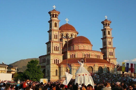 List of Cities in Albania
