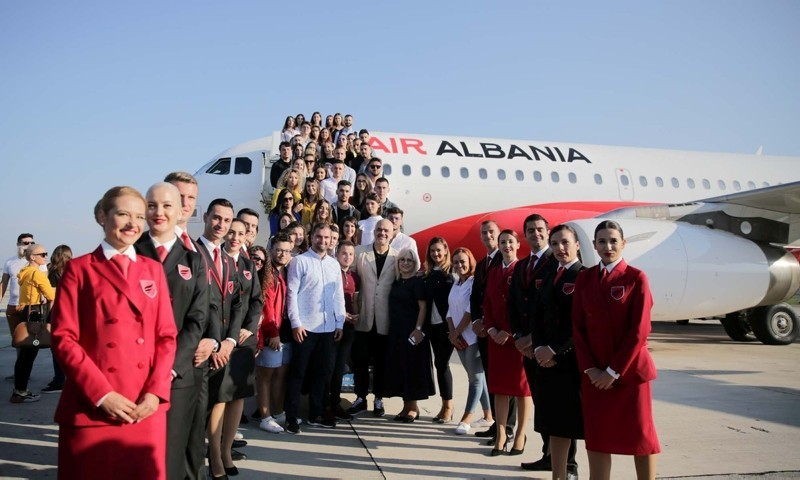 Airlines of Albania
