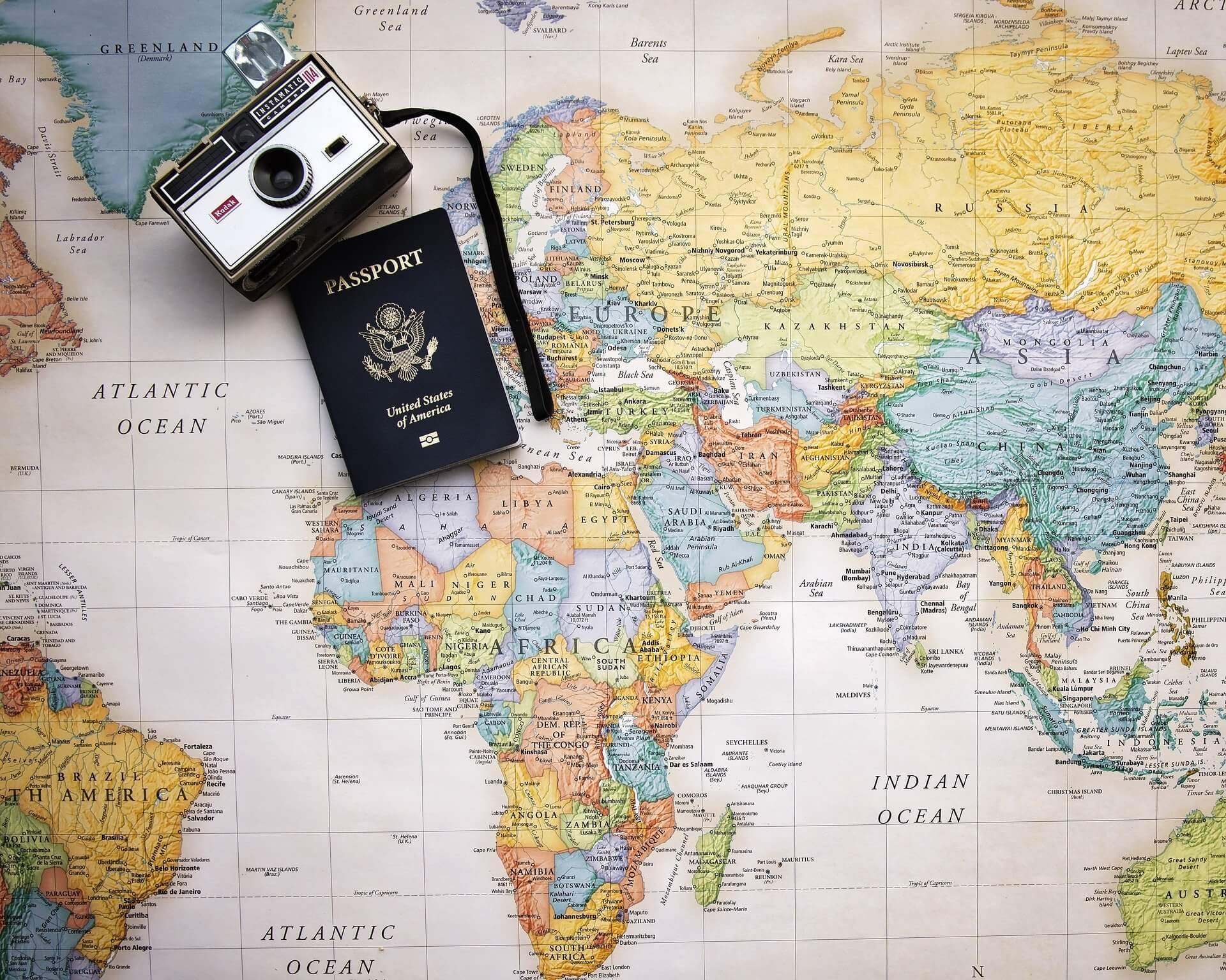 List of Countries in the World/ A-Z list of Countries in the World